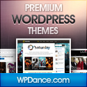 Premium WordPress Themes & WordPress Templates by WPDance.com
