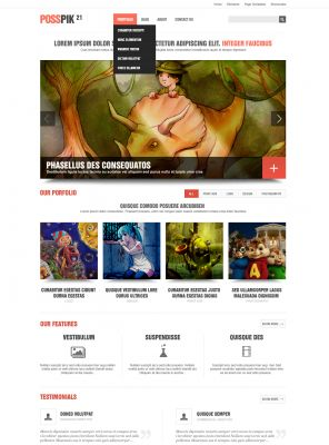 Fine art Wordpress Theme - ArtPicturet