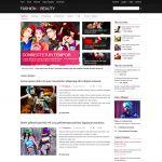 Fashion Magazine WordPress Theme | FashionMag | WPDance