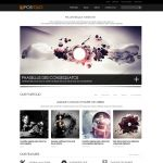 Portfolio WordPress Theme | Posfolio | WPDance