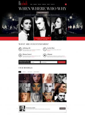 Catwalk Wordpress Theme - TheCatwalk