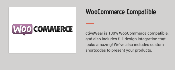 ActiveWear WooCommerce Responsive WordPress Theme
