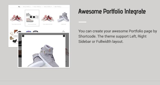 Portfolio Integrate